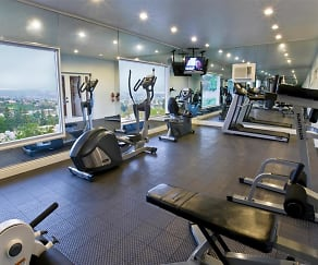 Unwind at the Gym, Emerald Hills