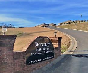 Community Signage, Stoneridge Patio Homes