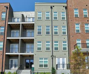 Building, Lumina Apartments