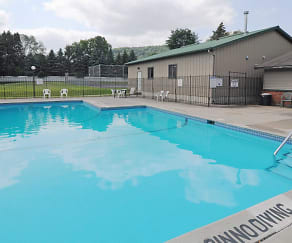 Pool, Fairway Woods Apartments