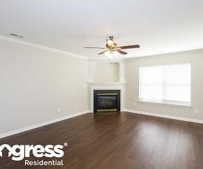 Living Room, 8211 Holly Tree Ln