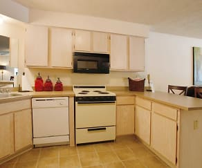 Kitchen, Eagle Hill