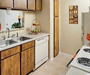 Kitchen, Arlington Oaks