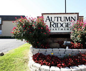 Community Signage, Autumn Ridge