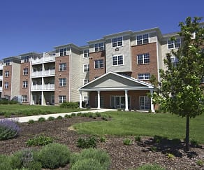 Building, Residences of Merrillville Lakes