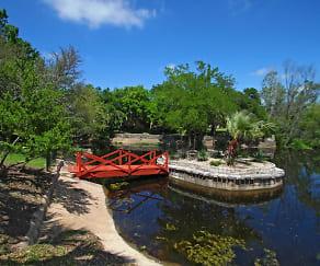 Lake, Cypress Gardens Apartments