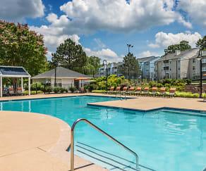 Pool, Colonial Village At Chase Gayton