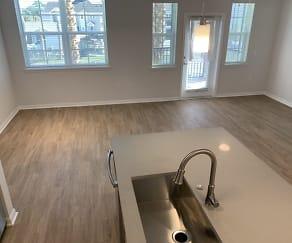 Living Room, Magnolia Estates
