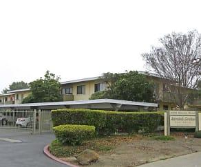 Building, Arbordale Gardens