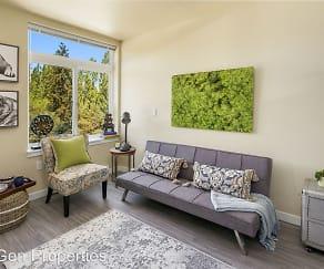 Living Room, Cubix North Park