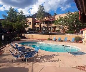 Pool, Shadowbrook Apartments