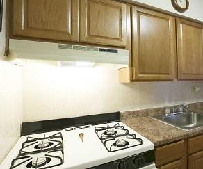 Kitchen, Mill Brook Village