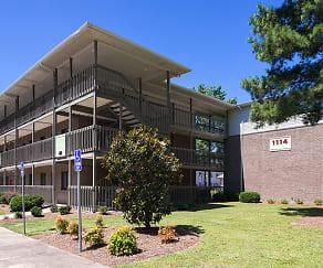 Building, University Park