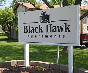 Black Hawk Apartments