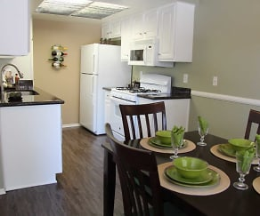 Kitchen, Sierra Vista Apartment Homes