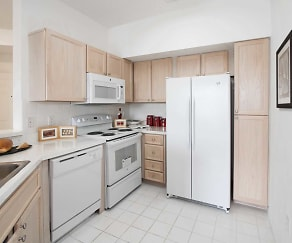 Kitchen, Ocean Reef At Seawalk Pointe