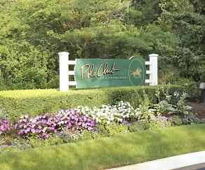 Community Signage, Polo Club
