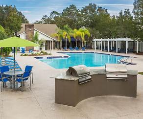 Pool, The Parkland at Orange Park