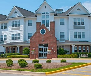 Building, Maples Senior Living 55+