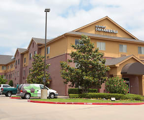 Building, Furnished Studio - Houston - Sugar Land