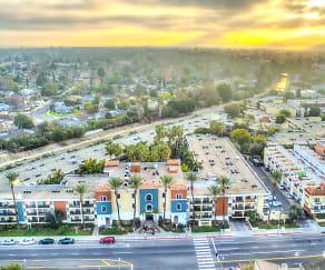 The Plaza at Sherman Oaks, Dixie Canyon Community Charter, Sherman Oaks, CA