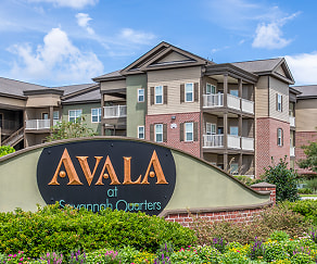 Community Signage, Avala At Savannah Quarters