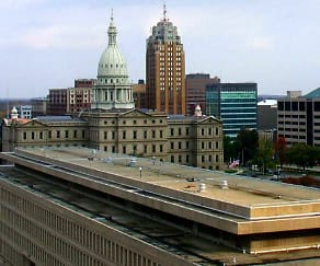 Building, Lansing Tower