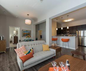 Living Room, Nexus At Sandhill