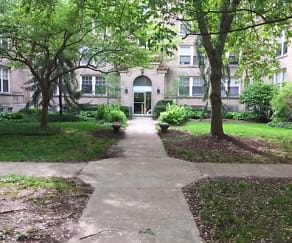 Building, Madison Court Apartments