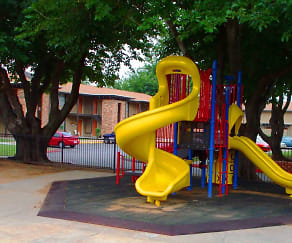 Playground, Timbers Apartments