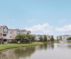 Sweeping Lake VIews from Your New Home, Ansley Place
