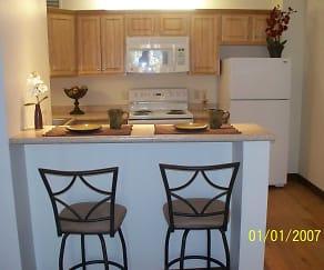 Kitchen, Beneficent House