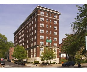 Building, Jefferson House Apts