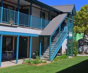 Building, Sacramento Apartments