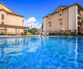 Pool, Limestone Ranch At Vista Ridge
