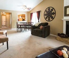 Living Room, Tartan Place