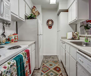 Kitchen, Centerpoint Apartments
