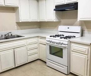 Kitchen, Frazier Villas Townhomes