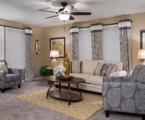 Living Room, River's Edge