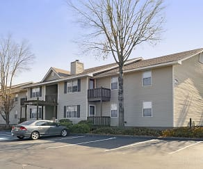 Building, Park Knoll Apartments