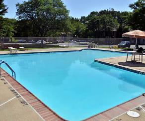 Pool, Wedgewood Gardens
