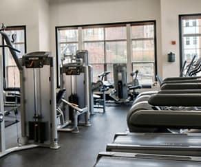 Fitness Weight Room, Greenwich Place at Town Center