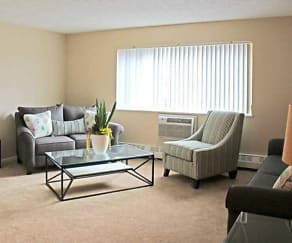 Living Room, Edgewater Landing