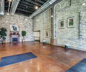 Foyer, Entryway, Schuster Lofts