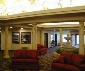 Living Room, Moongate Adult Community