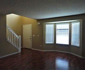 Living Room, 1566 Covina Drive