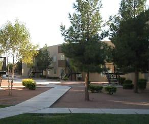Building, Las Brisas de Cheyenne