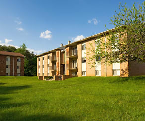 Building, Security Park Apartments