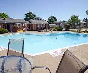 Pool, Presidential Suites