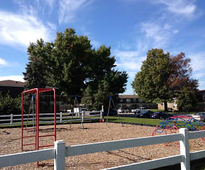 Playground, Saddlebrook Apartments